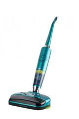 Беспроводной полотер - пылесос SWING-9500 (голубой)