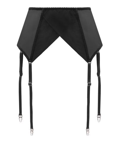 Пояс для чулок Basic Vintage Black