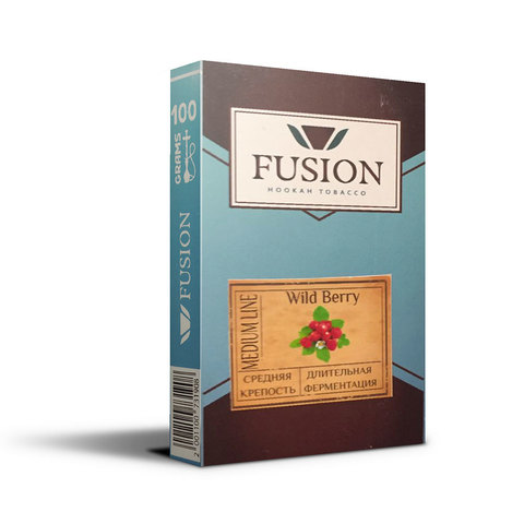 Табак Fusion Medium Wild Berry 100 г