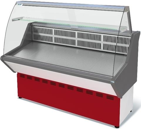 Витрина холодильная Нова ВХСн-1,5        (от - 5 до +5 )
