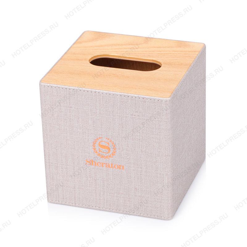 Набор с деревянной отделкой для номера отеля Sheraton