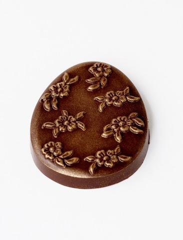 Шоколад Пасхальное яйцо  62% какао/50г.
