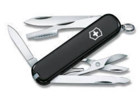 Нож Victorinox Executive, 74 мм, 10 функций, черный123