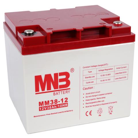 Аккумулятор MNB MM 38-12