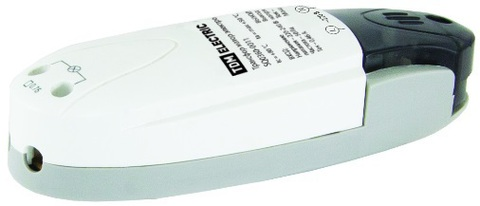 Трансформатор электронный ТЭ-60 220В/12В 20-60Вт TDM