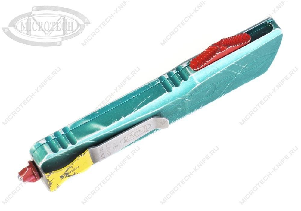 Нож Microtech Combat Troodon Bounty Hunter 144-10BH - фотография