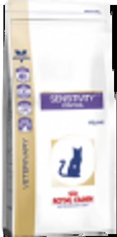 R.С. Сенситив Контрол SC 27 д/кошек с пищевой непереносимостью 400гр*10