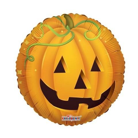 Шар круг «Хэллоуин Тыква»