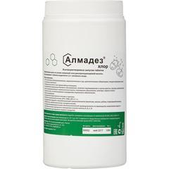 Дезинфицирующее средство Алмадез-хлор хлорные таблетки (300 штук в упаковке)