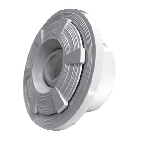 Форсунка стеновая для бетонного бассейна подключение 57 мм (в трубу диаметр 63) PN10 Fiberpool