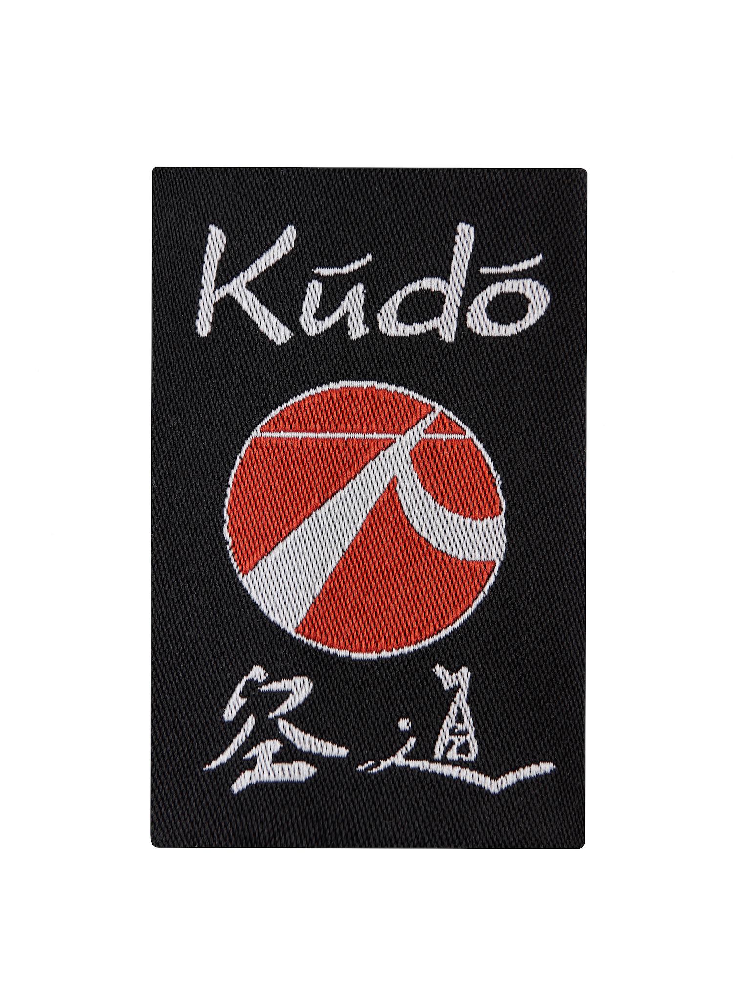 Аксессуары (брелки, шевроны, нашивки) Нашивка KUDO IP-24.jpg