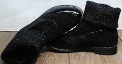 Купить женские замшевые ботинки Kluchini 5161 k255 Black