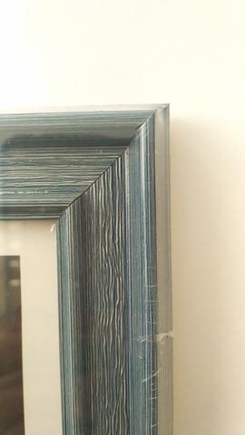 ФОТОРАМКА  15х21, 2818-8, синяя пласти