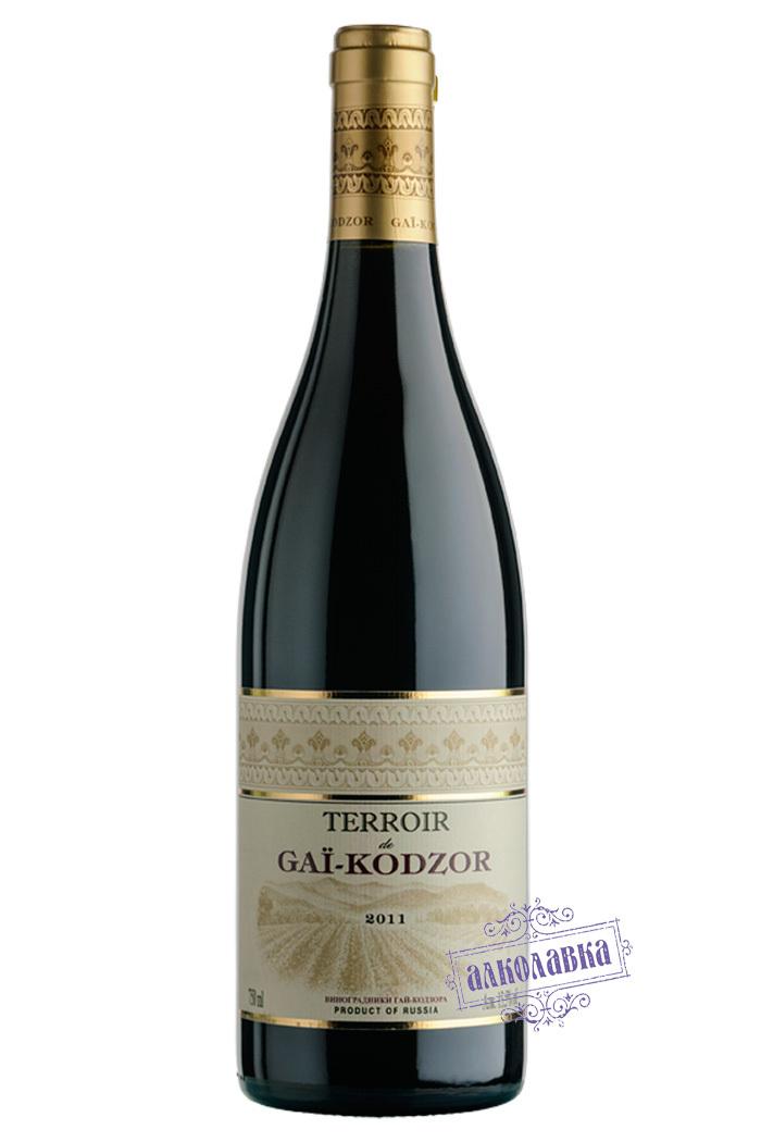 Вино Гай-Кодзор Терруар