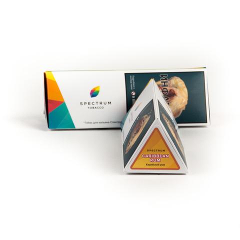 Табак Spectrum Caribbean Rum (Карибский ром) 100 г
