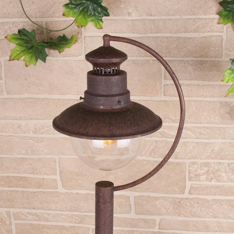 Talli F брауни уличный светильник на столбе IP44 GL 3002F