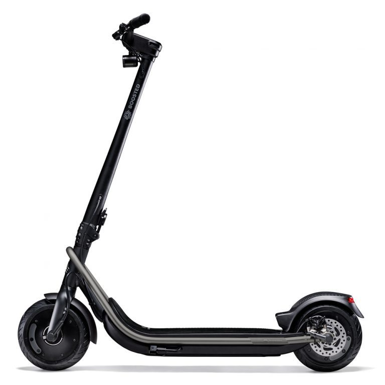 E-scooter Boosted Rev