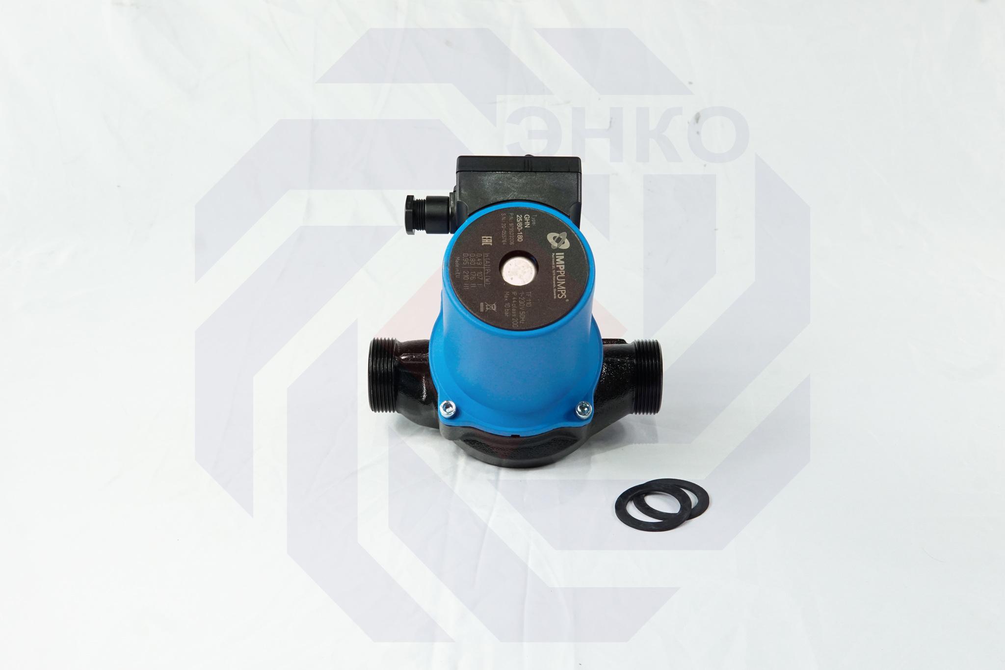 Насос циркуляционный IMP GHN 25/80-180