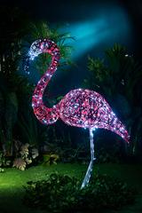 Световой Фламинго