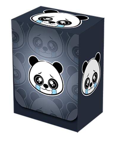 Sad Panda 100+ Deck Box