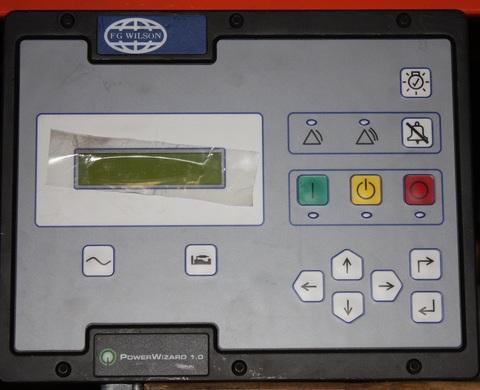 Контроллер панели управления PW1.0 (Новый, без заводской упаковки FG Wilson) / CONTROLLER АРТ: 917-4