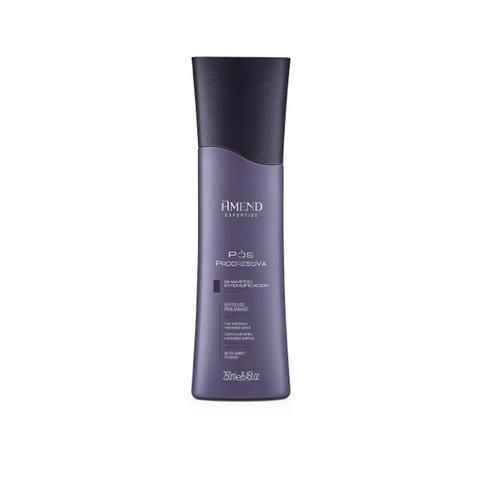 AMEND | Шампунь-ревитализант для поврежденных волос / Pos Progressiva, (250 мл)
