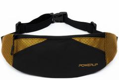 Поясная сумка на молнии Powerup Ultra Gold