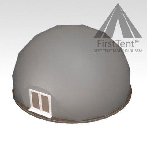 Сферический шатер D9