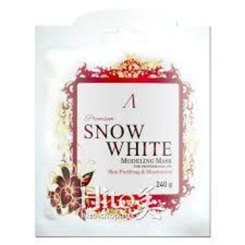 Маска альгинатная осветляющая (саше)   Anskin PREMIUM Snow White Modeling Mask / Refill 25гр