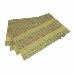 650 FISSMAN Комплект из 4 сервировочных ковриков 45x30см (ПВХ)