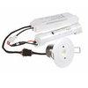 Круглый аварийный светильник встраиваемый в подвесной потолок Starlet White LED SO Intelight– внешний вид