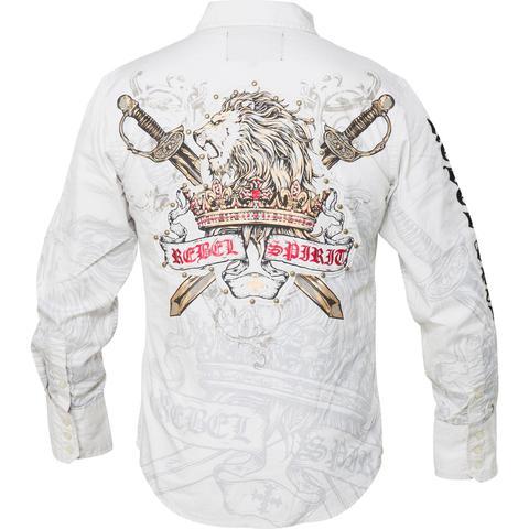 Рубашка Rebel Spirit LSW121290