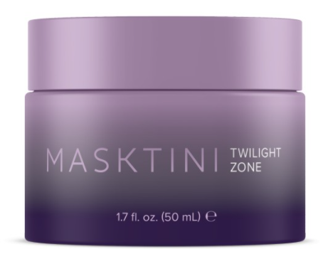 Masktini Twilight Zone Tahitian Detox Mask очищающая маска 50мл