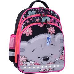 Рюкзак школьный Bagland Mouse черный 406 (00513702)