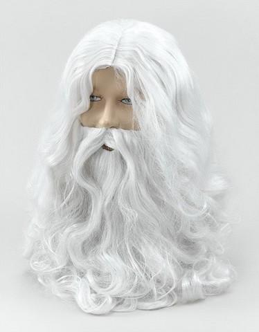 Парик, борода Волшебника