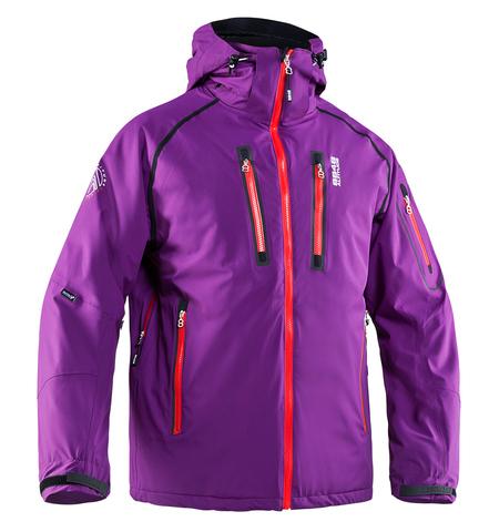 Куртка горнолыжная 8848 Altitude «LUNAR» Purple