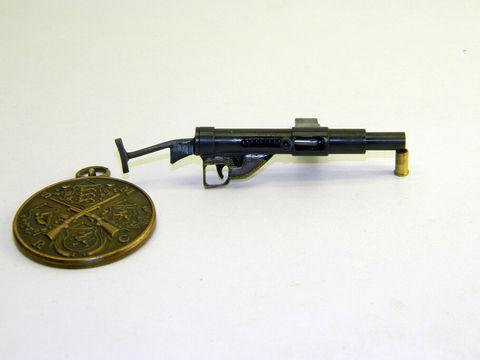 Miniature Sten Mk2 ver.2