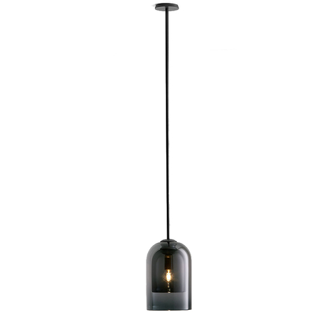 Потолочный светильник Lumi by Articolo Lighting (дымчатый)