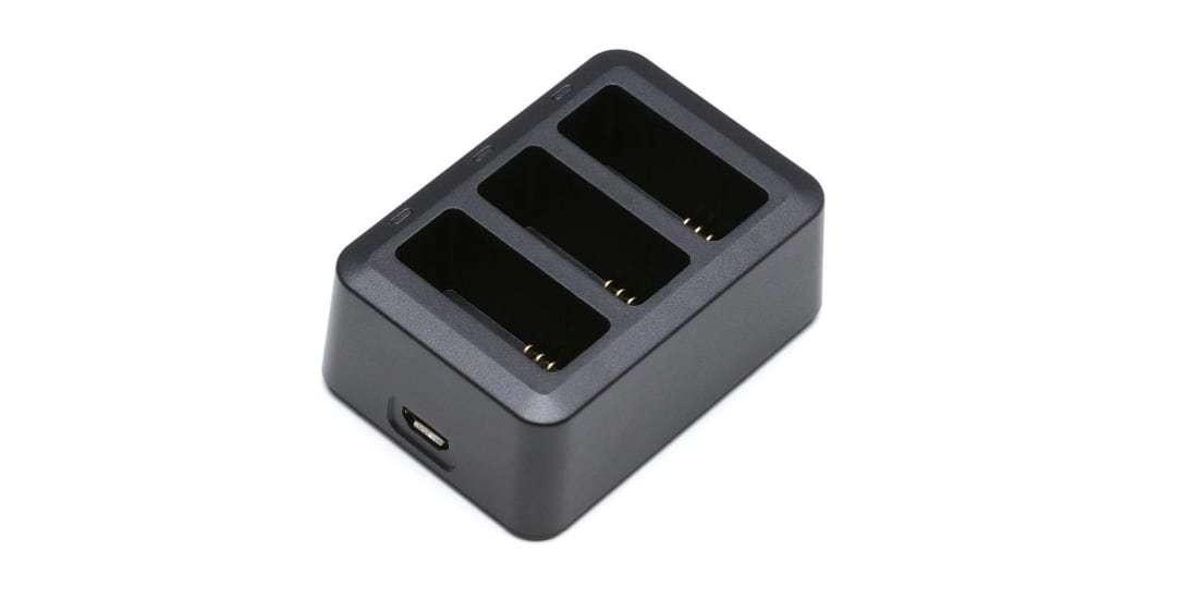 Концентратор хаб для заряда батарей DJI Tello Battery Charging Hub (Part 9)