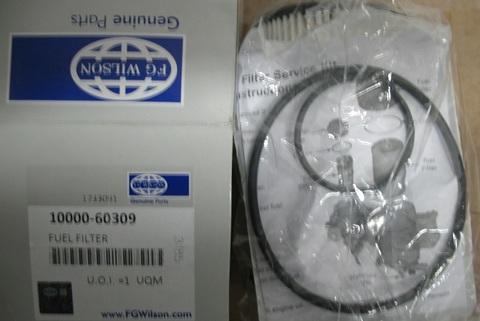 Фильтр топливный в сборе с кольцами / FUEL FILTER АРТ: 10000-60309