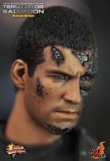 Terminator 4 Salvation - Marcus Wright