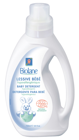 BIOLANE Жидкость для стирки детского белья, гипоаллергенная 750мл