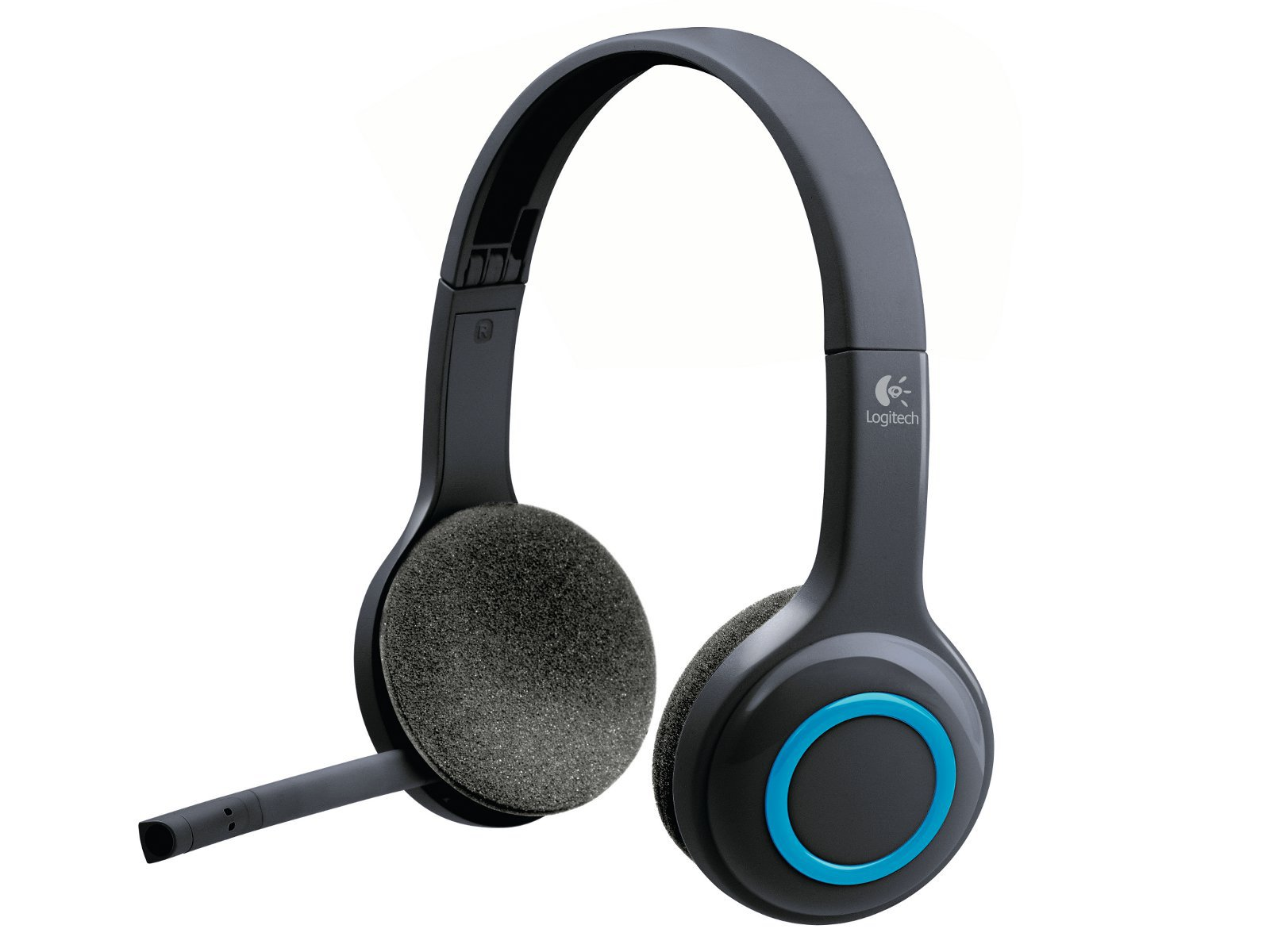 LOGITECH H600 Wireless Headset Black