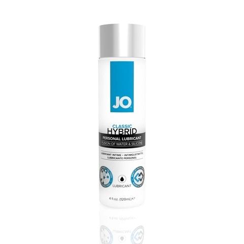 JO Classic Hybrid, 120 ml Водно-силиконовый лубрикант