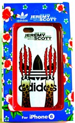 Чехол-накладка Adidas Jeremy Scott для iPhone 6 4,7 №3
