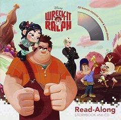 Wreck-It Ralph Read-Along Storybook +D