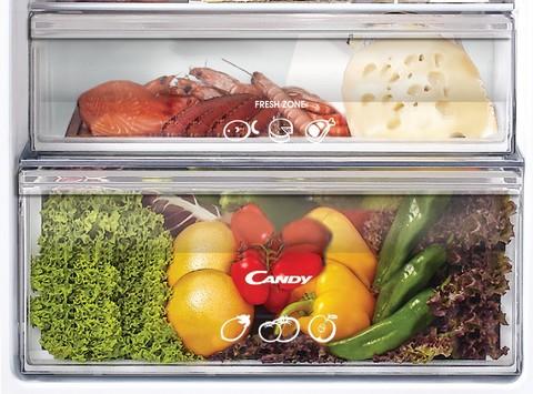 Встраиваемый холодильник Candy CKBBS182FT