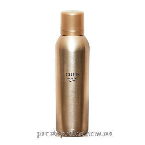 Gold Professional Haircare Gold Spray Tan - Спрей автобронзант