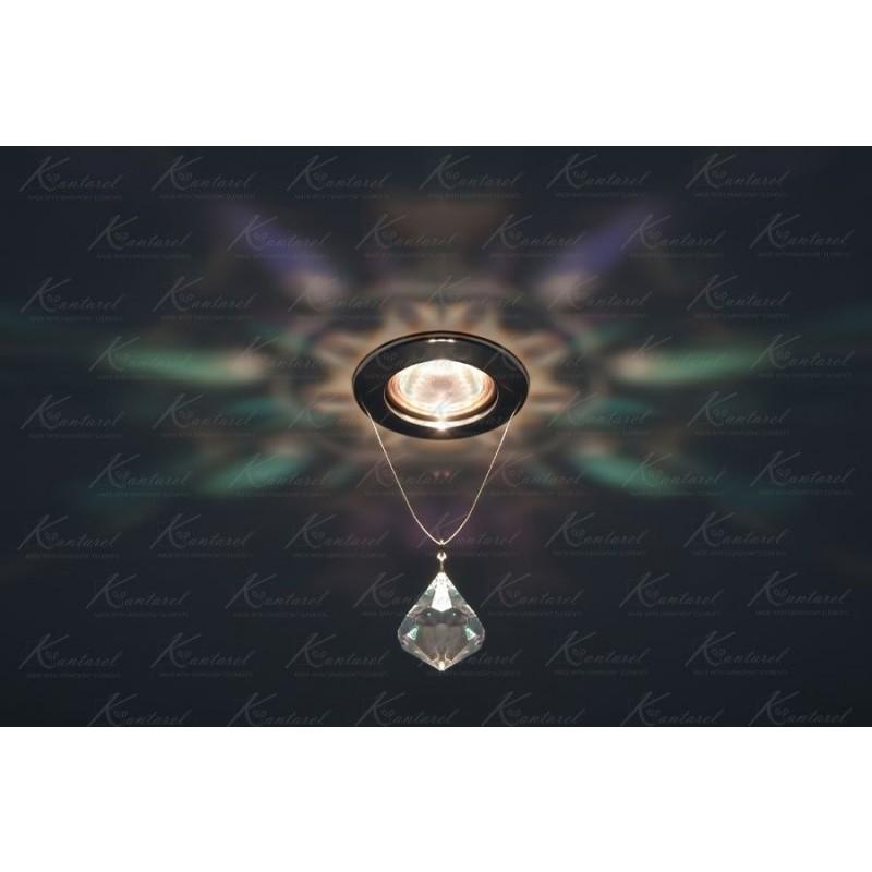 Встраиваемый светильник Kantarel PYRAMID AB CD 012.2.1 AB