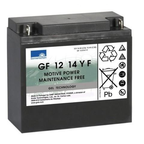 Аккумулятор Sonnenschein GF 12 014 Y F